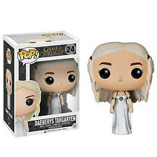 Funko Pop Vinyl Game of Thrones Daenerys Targaryen Wedding Dress Toy With Box AU
