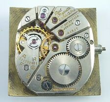 Paul Breguette Wristwatch Movement - Sold for Parts / Repair