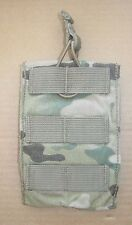 Eagle industries 5.56 1 rifle mag shingle single pouch molle multicam bungee 223