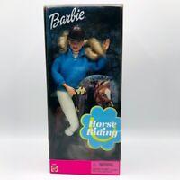 Horse Riding Barbie Doll Blonde Riding Gear Poseable Body Vintage 2000 Mattel