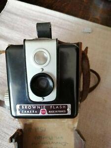 Kodak Brownie Flash Bakelit Box Kamera Photographica vintage camera