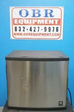 MANITOWOC HALF DICE ICE MACHINE MAKER, AIR-COOLED, PRODUCTION 810 LBS ICE / DAY