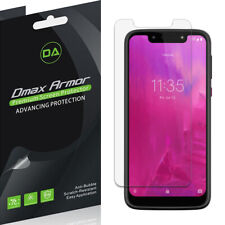 [6-Pack] Dmax Armor Clear Screen Protector for T-Mobile Revvlry