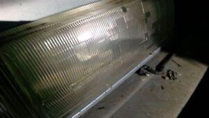 Passenger Headlight 4 Door Sedan Composite Fits 85-86 SUBARU PASS. 96926