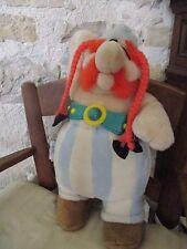 Peluche OBELIX 35 cm Editions René/Goscinny-Uderzo TBE 1994 Doll Asterix