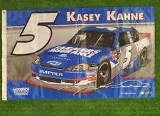 New listing Kasey Kahne #5 Nascar 3' X 5' Banner Flag