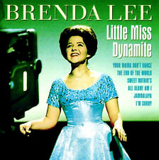 Brenda Lee ~ Little Miss Dynamite Live In Concert (NEW  AND SEALED CD)
