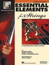 Essential Elements For Strings - Allen, Michael - New Paperback Book
