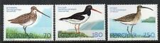 Faroe Islands MNH 1977 Bird Life
