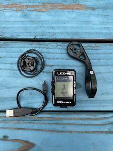 LEZYNE Enhanced Super GPS W/ 2 Mounts