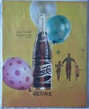 Publicité - SODA PEPSI-COLA 1963