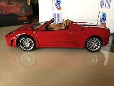 BBR Ferrari F430 Spider In Red - Very Rare 1/18