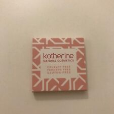 2X KATHERINE Cosmetics Natural Eyeshadow COFFEE TALK ESPRESSO 0.04 oz Each NEW