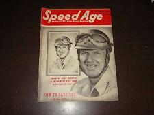 NOVEMBER 1951 SPEED AGE AMERICA'S FIRST MOTOR RACING MAGAZINE