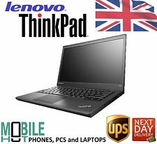 T440 i5-4300U(2.9GHz), 8GB RAM, 256GB Solid State Drive, 14in 1600x900 LCD WWAN