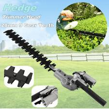 Garden Multi Brush Cutter Pole Saw Hedge Trimmer Whipper Snipper Cutter Tools