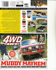 Australian 4WD Action-Issue 181-Muddy Mayhem-Car 4WD Action-DVD