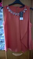 Dorothy Perkins Patternless Regular Size Skirts for Women