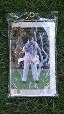 Par Classics Golfer's Vinyl Rain Suit Two Piece Jacket Pant S/M New in Package!