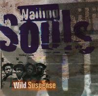 Wailing Souls Wild Spannung (1995) 17-track CD Album Neu/Ungespielt