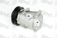 Global Parts Distributors 6512752 New Compressor And Clutch