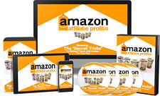Amazon Affiliate Profits Videos Upgrade Package; A Comprehensive Money Course CD