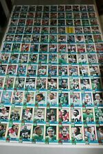1990 Topps NFL Football Uncut Card Sheet