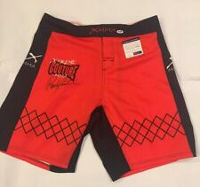 a266c203a1f ... Conor McGregor. Randy Couture The Natural UFC Champion Signed Autograph  SHORTS PSA DNA COA MMA