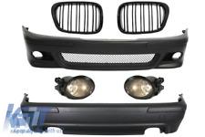 Body Kit BMW Serie 5 E39 (1997-2003) M5 design con luci di nebbia di fumo