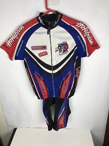 Michel JORDI MALBUNER Mallorca Max Hürzeler Team Cycling Jersey, Padded Shorts