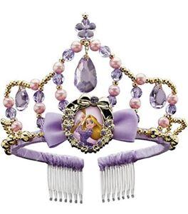 Disney Princess Rapunzel Tangled Tiara Kids One Size Child Costume Accessory