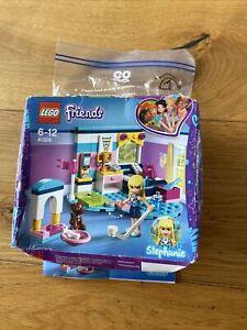 LEGO Stephanie's Bedroom Set 41328  LEGO Friends (2018)