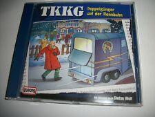 CD/ TKKG - Doppelgänger auf der Rennbahn(174) / Europa