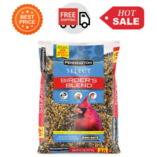 Wild Bird Food Seed Mix Birders Blend Bulk 40lb Bag Pet Feed Treats Supplies New
