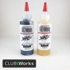 'Tour Set' shafting epoxy - Golf shaft glue/adhesive - 2 x 4oz bottles
