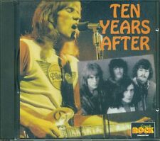Ten Years After - Il Grande Rock Italy Promo Cd Perfetto