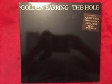 "Golden Earring  ""The Hole""  LP  1986  21 Rec  1ST  Promo  Rock  33rpm  USA  M-"