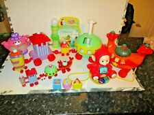 In The Night Garden Bundle, Large & Small Ninky Nonk Musical Activity Train etc