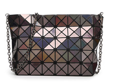 894607418e9e High Quality BAO BAO Issey Miyake METALLIC COPPER Clutch Shoulder Bag NEW
