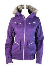 Burton Lush Womens Parka Ski Jacket Coat (Black Cherry) - L
