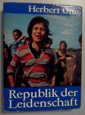 Herbert OttO ~Republik der Leidenschaft ~Kuba 1961 DDR GDR CHE Fiedel