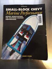Small Block Chevy Marine Performance Dennis Moore SBC Mercruiser Volvo Inmar