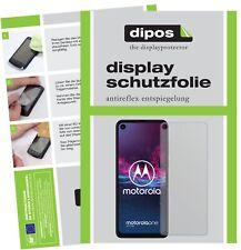5x Schutzfolie für Motorola One Action Display Folie matt Displayschutzfolie
