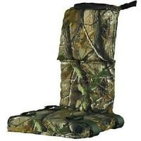 Summit Treestands Universal Tree Stand Seat Mossy Oak Camo Rubber Coated