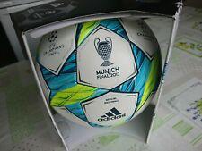 Adidas Champions League Final Munich 2012 OMB Official Matchball Box soccer