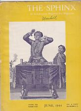 The Sphinx Independent Magazine For Magicians June 1944 Issue