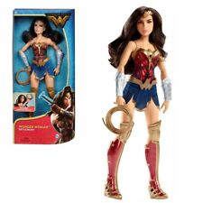 DC Wonder Woman Puppe | Mattel FDF35 | mit Lasso der Wahrheit