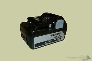 HIKOKI Hitachi Akku BSL1850 18V 5,0Ah 5.0 Ah Li-Ion Ersatzakku Kein Nachbau
