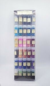 Recollections Extra Fine Glitter Set 30 Colors Slightly Used