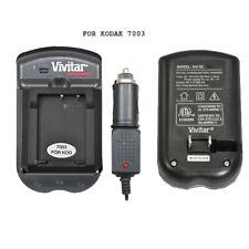 Battery Charger AC/DC FOR KODAK 7003 K7700-C
